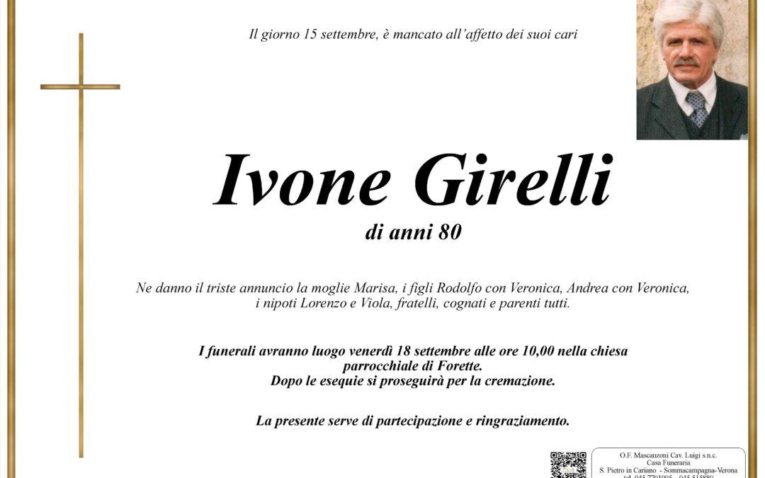 GIRELLI IVONE