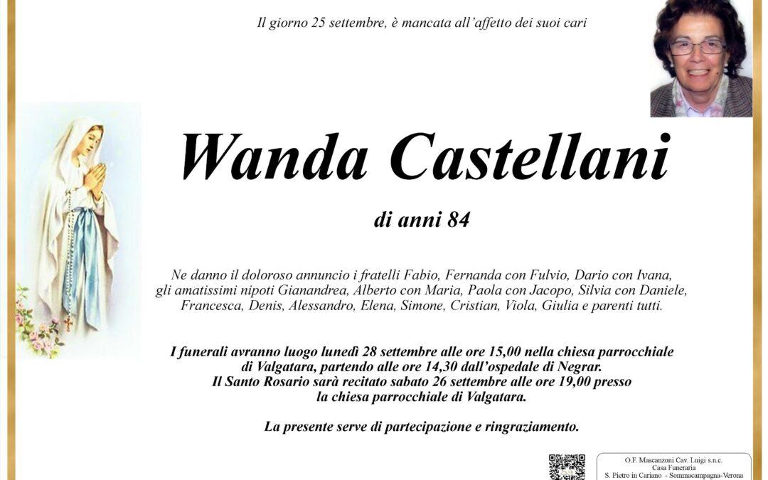 castellani wanda