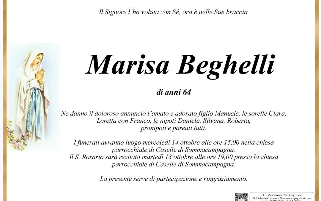 BEGHELLI MARISA