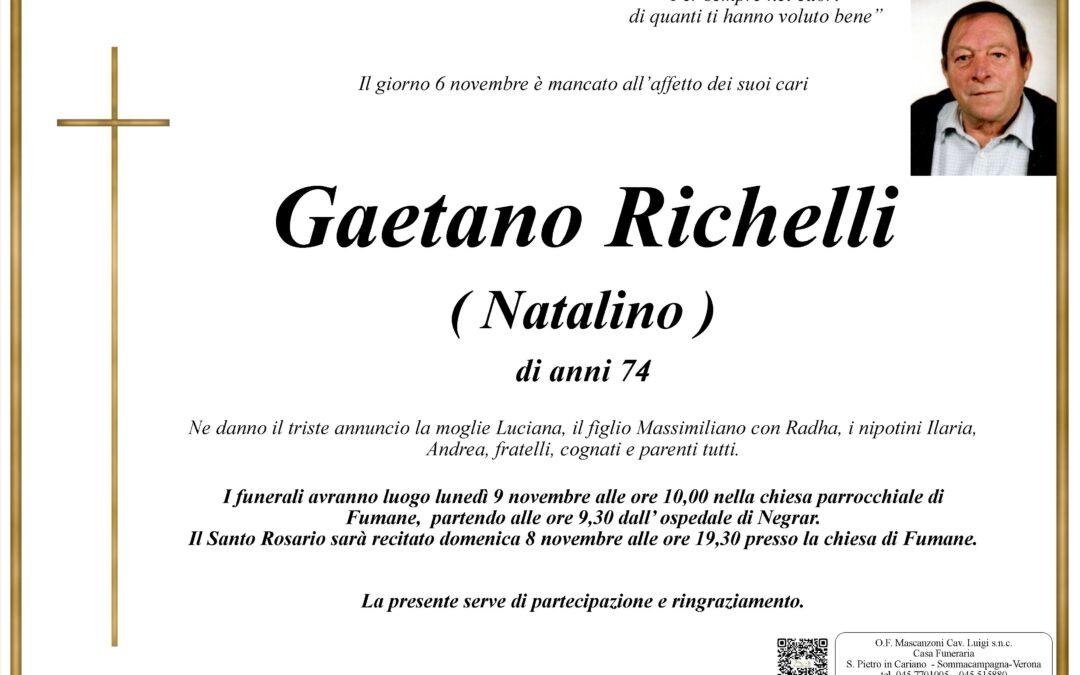 RICHELLI GAETANO