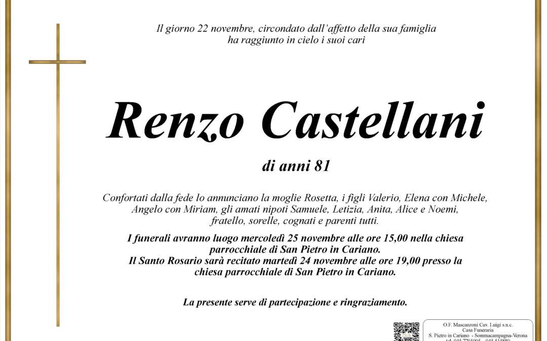 CASTELLANI RENZO